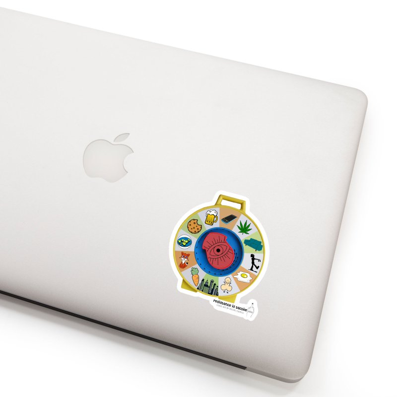 See Something, Say Something Accessories Sticker by Resistance is Tactile