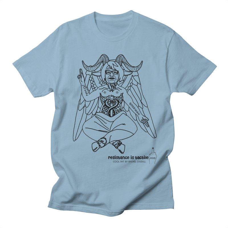Roseannomet - Light Side Women's Regular Unisex T-Shirt by Resistance is Tactile