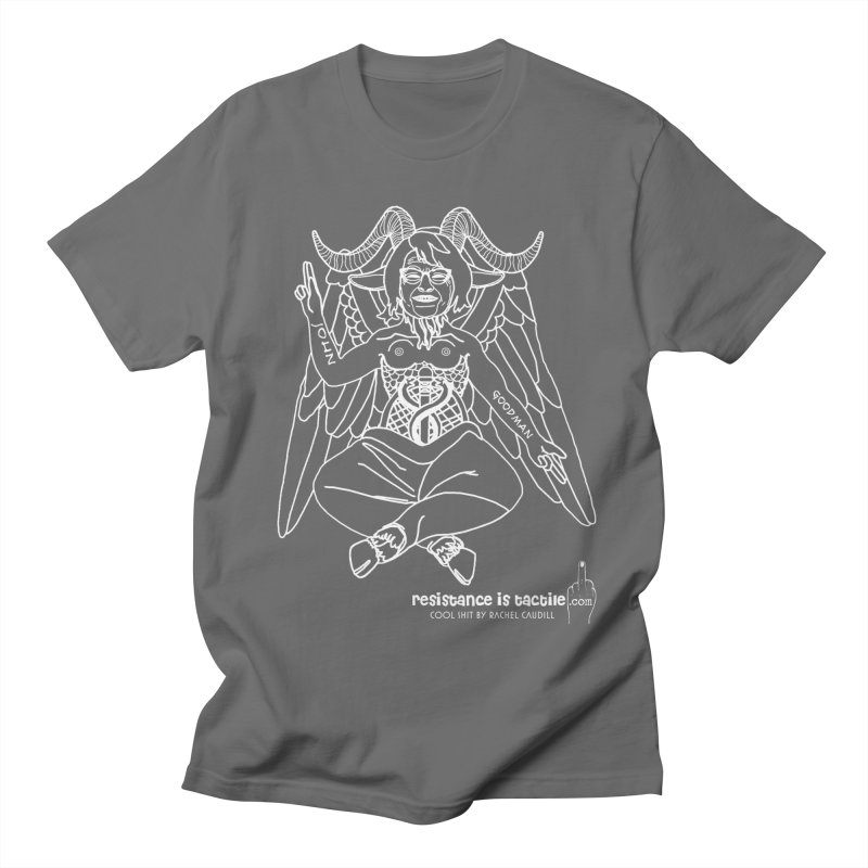 Roseannomet - Dark Side Men's T-Shirt by Resistance is Tactile