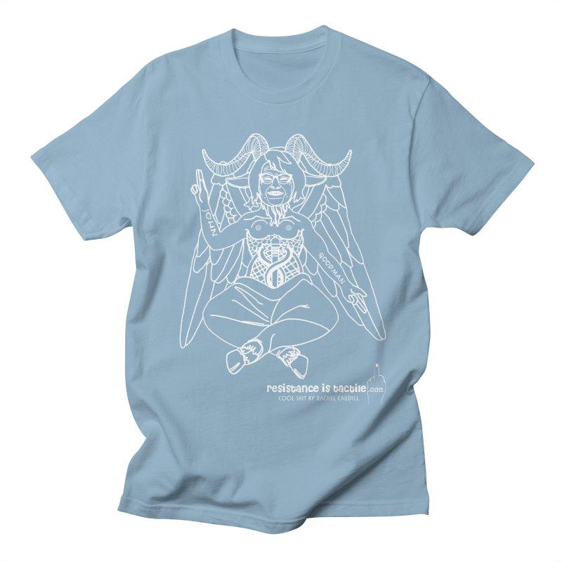Roseannomet - Dark Side Women's Regular Unisex T-Shirt by Resistance is Tactile