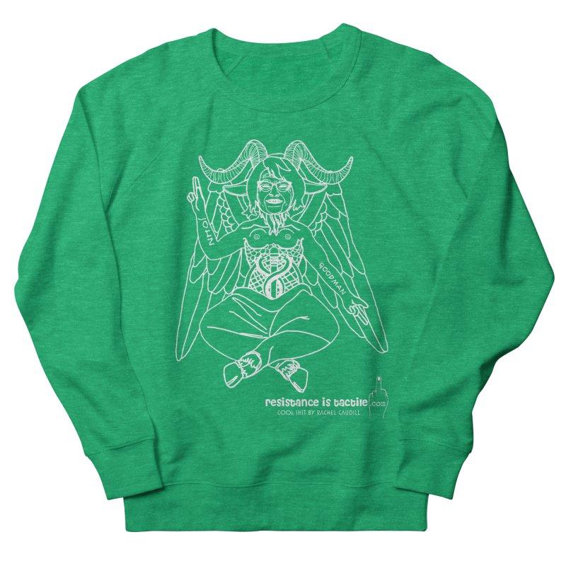 Roseannomet - Dark Side Women's Sweatshirt by Resistance is Tactile