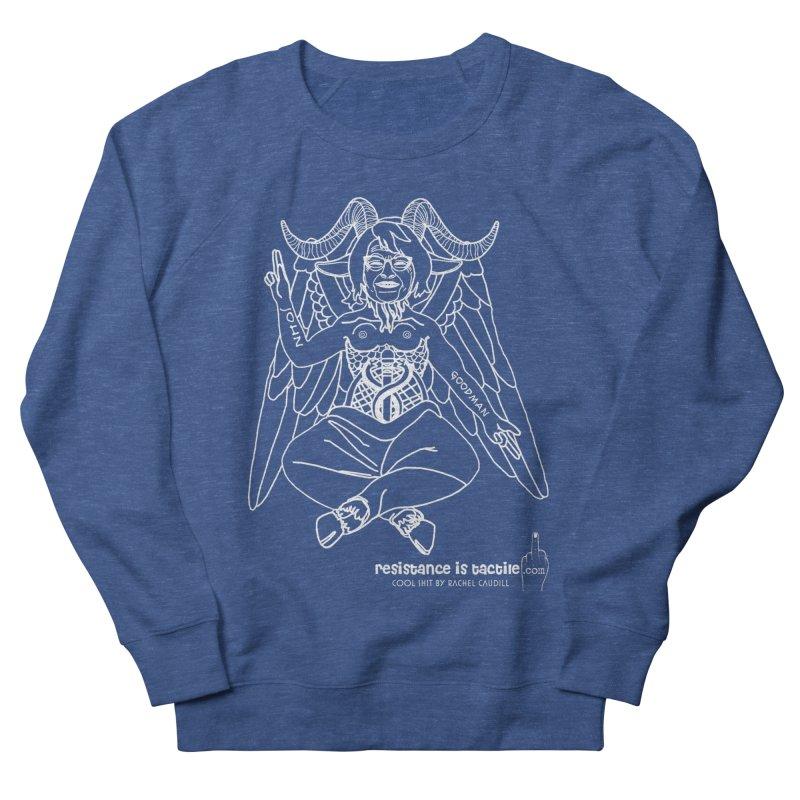 Roseannomet - Dark Side Men's Sweatshirt by Resistance is Tactile
