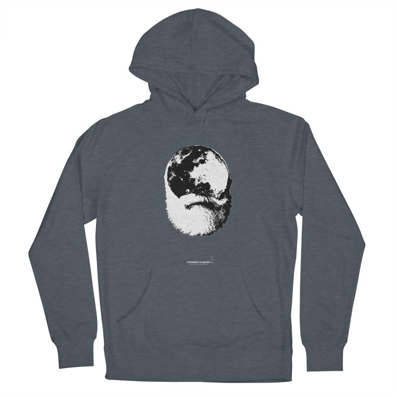 Moon Daddy Women's Pullover Hoody by Resistance is Tactile