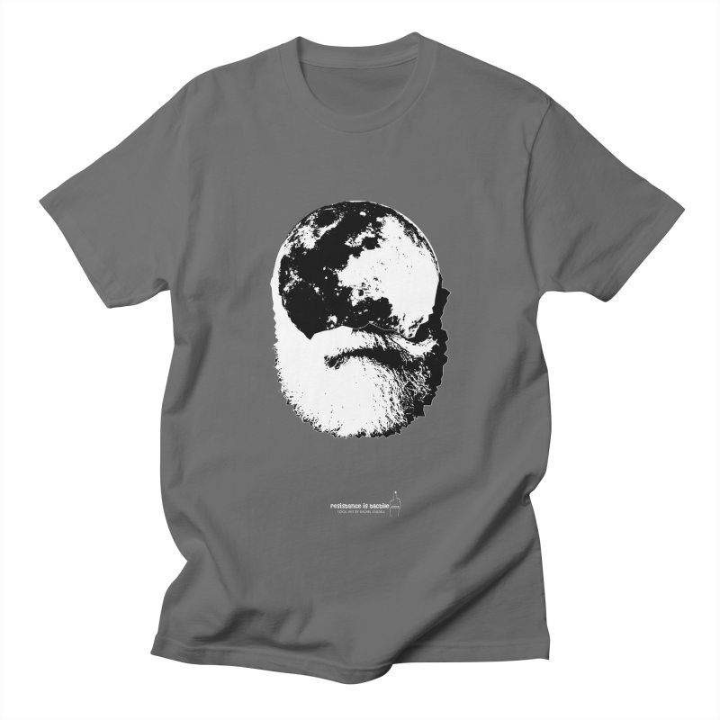 Moon Daddy Men's T-Shirt by Resistance is Tactile
