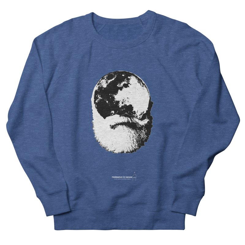 Moon Daddy Men's Sweatshirt by Resistance is Tactile