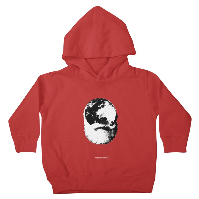 Moon Daddy Kids Toddler Pullover Hoody by Resistance is Tactile