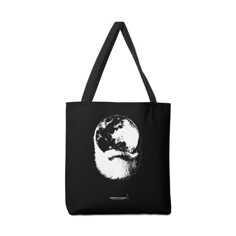Moon Daddy Accessories Tote Bag Bag by Resistance is Tactile
