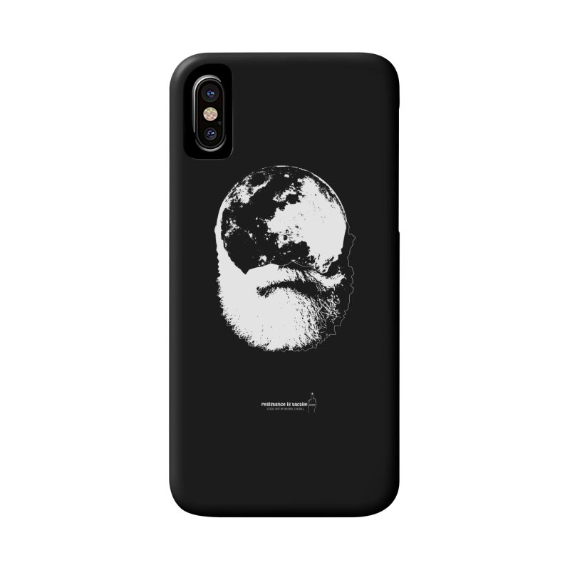 Moon Daddy Accessories Phone Case by Resistance is Tactile