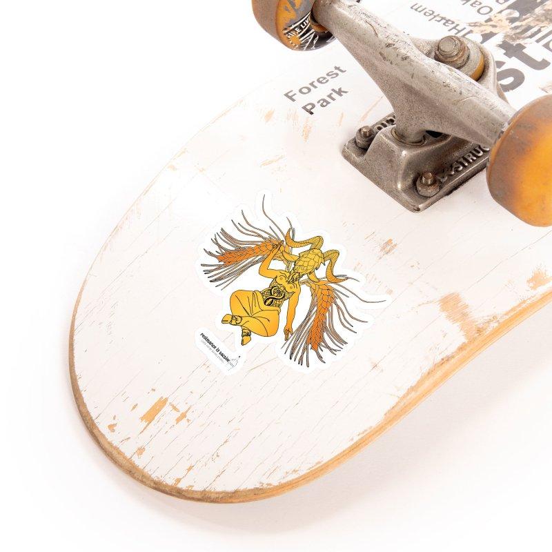 Beerphomet Accessories Sticker by Resistance is Tactile