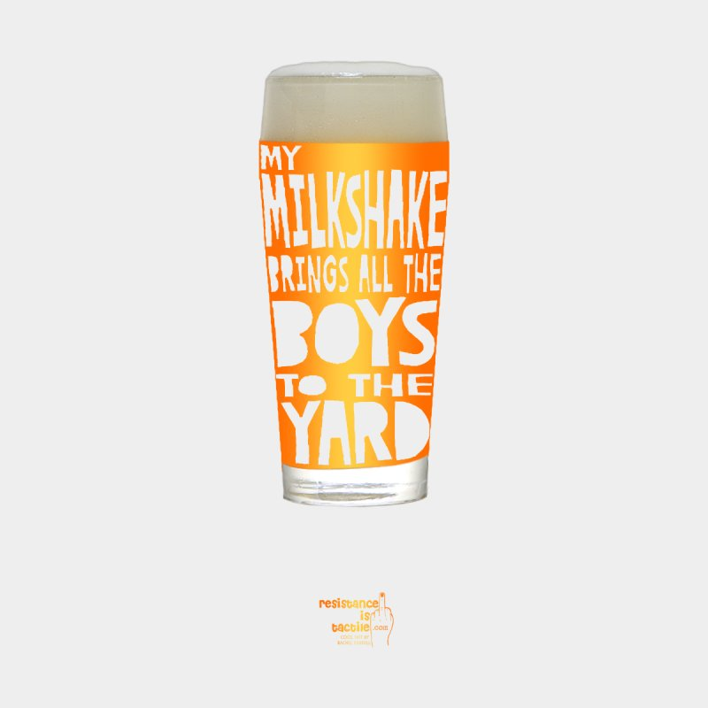 my NEIPA brings all the boys to the yard, sigh Accessories Mug by Resistance is Tactile
