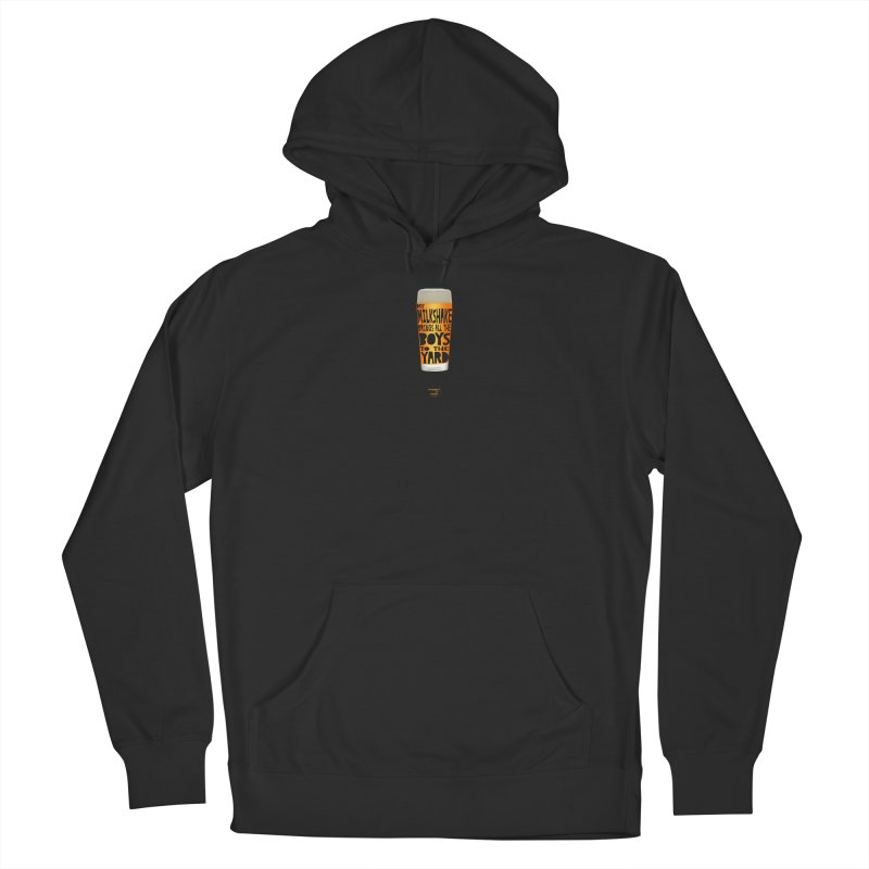 my NEIPA brings all the boys to the yard, sigh Women's French Terry Pullover Hoody by Resistance is Tactile