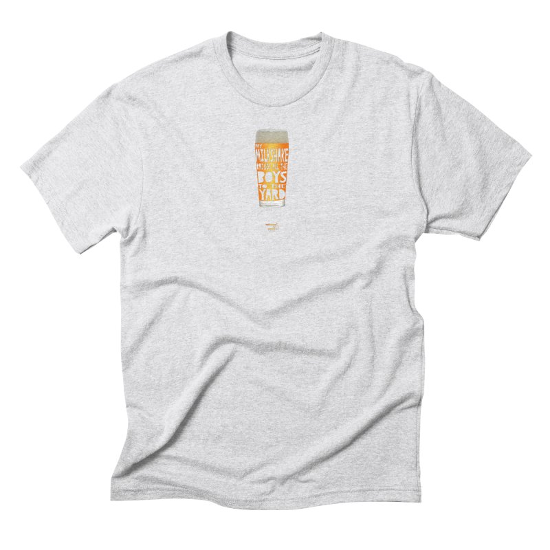 my NEIPA brings all the boys to the yard, sigh Men's Triblend T-Shirt by Resistance is Tactile