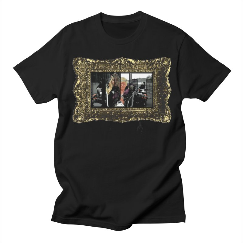 DJT on TWD on INRI Men's T-Shirt by Resistance is Tactile
