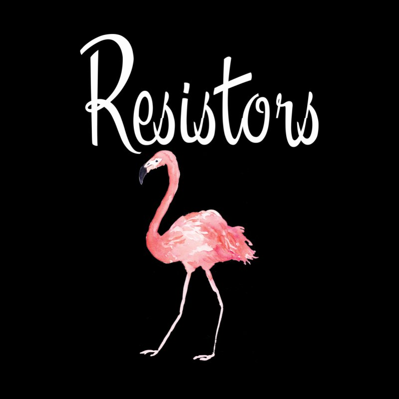 Resistors Flamingo by Resistors