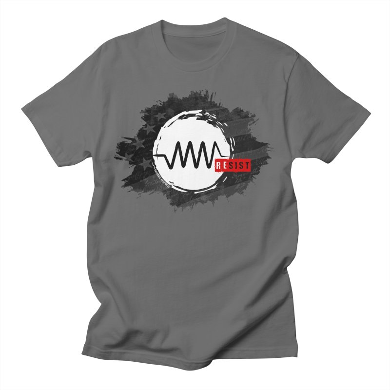 Resist - 1776 Edition Men's T-Shirt by Resist Symbol
