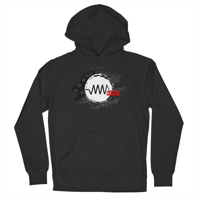 Resist - 1776 Edition Men's Pullover Hoody by Resist Symbol