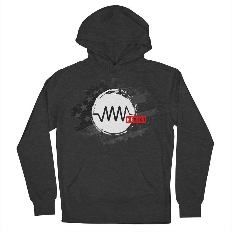 Resist - 1776 Edition Women's French Terry Pullover Hoody by Resist Symbol