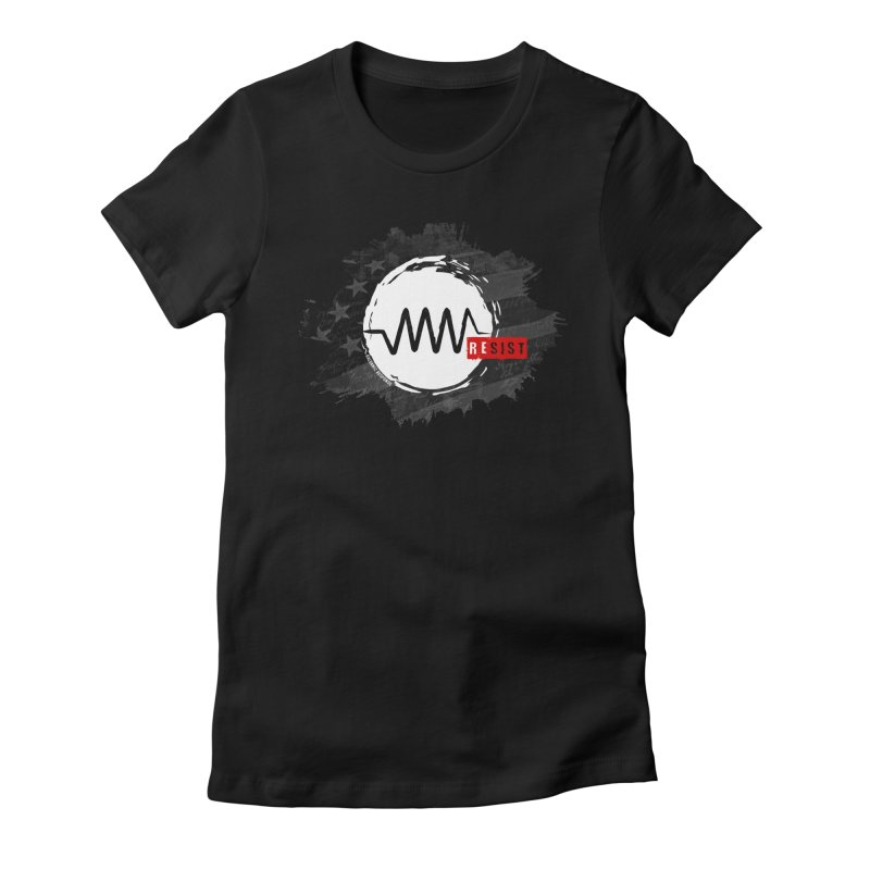 Resist - 1776 Edition Women's T-Shirt by Resist Symbol