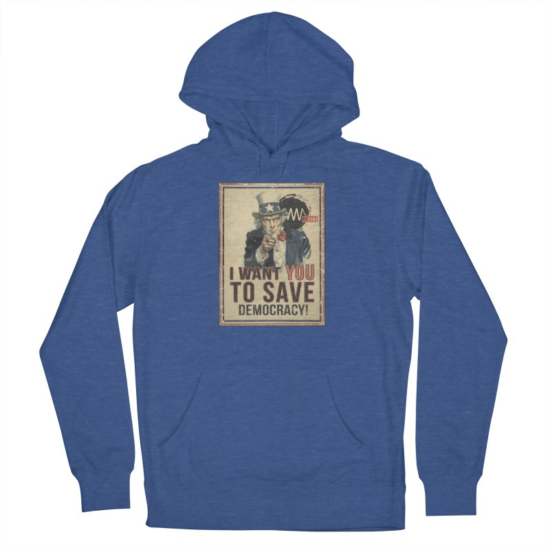 I Want You Women's French Terry Pullover Hoody by Resist Symbol