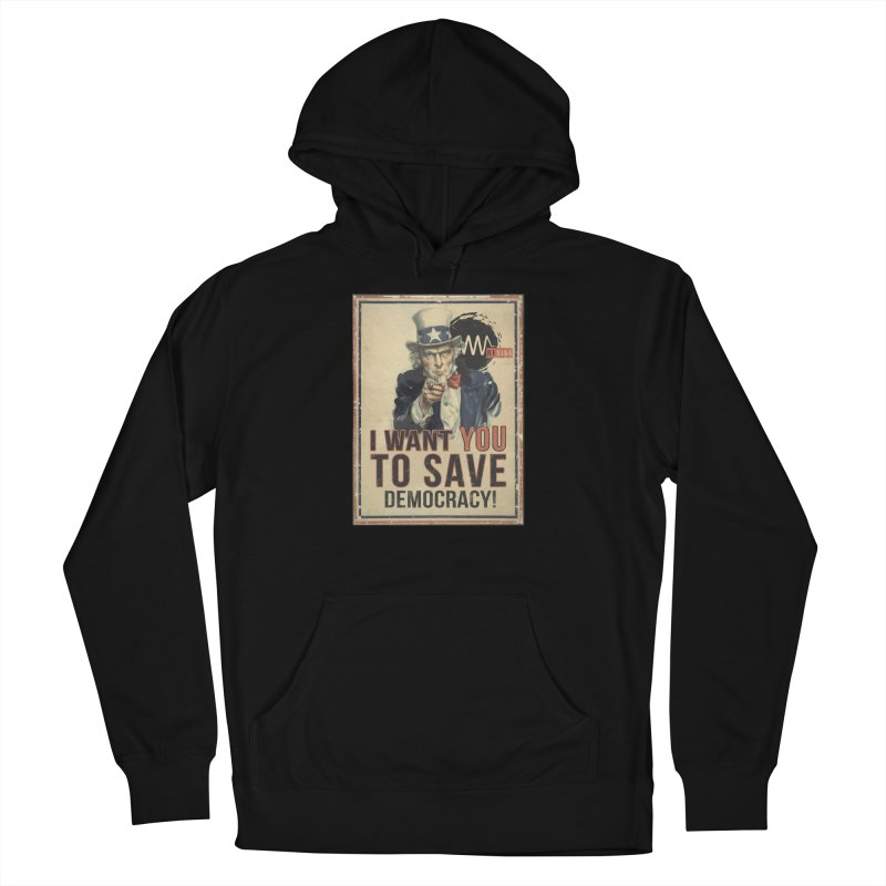 I Want You Women's Pullover Hoody by Resist Symbol