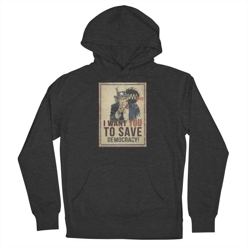I Want You Men's Pullover Hoody by Resist Symbol
