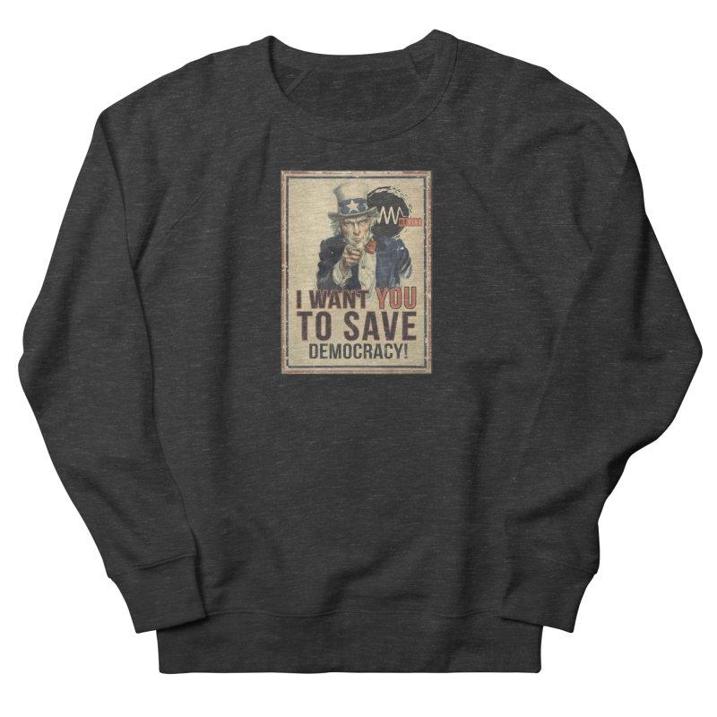 I Want You Women's Sweatshirt by Resist Symbol
