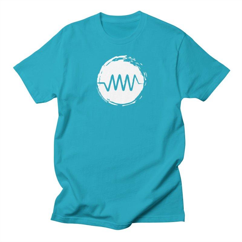Resist (wordless) Men's T-Shirt by Resist Symbol