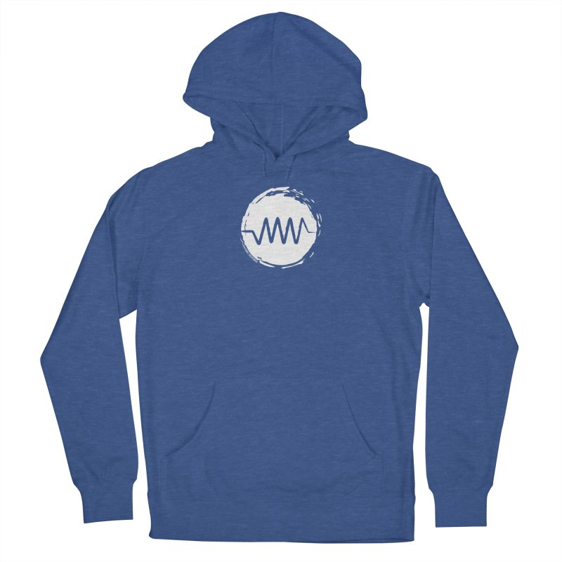 Resist (wordless) Men's French Terry Pullover Hoody by Resist Symbol