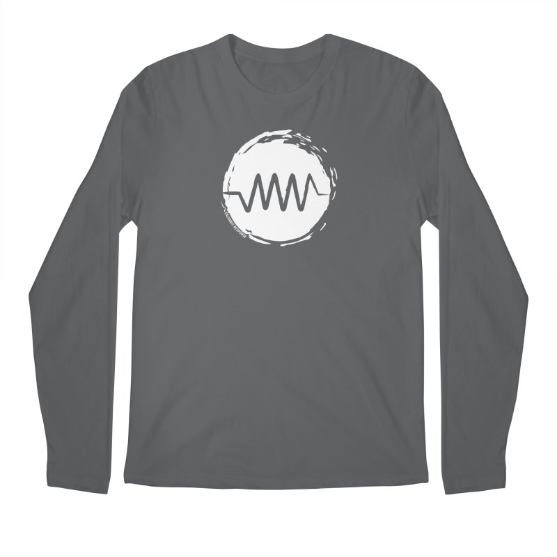 Resist (wordless) Men's Longsleeve T-Shirt by Resist Symbol