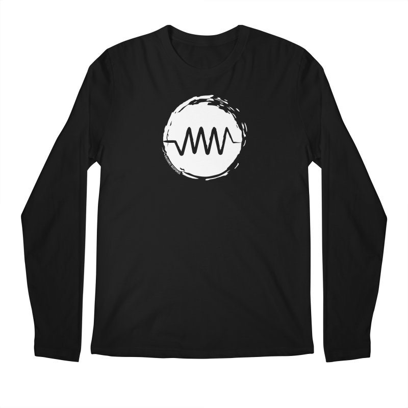 Resist (wordless) Men's Regular Longsleeve T-Shirt by Resist Symbol