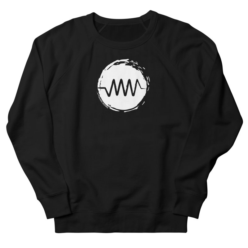 Resist (wordless) Women's French Terry Sweatshirt by Resist Symbol