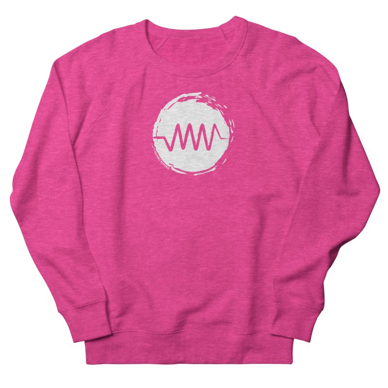 Resist (wordless) Men's French Terry Sweatshirt by Resist Symbol