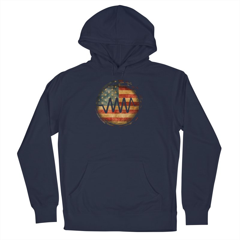 Resist - USA Edition Men's Pullover Hoody by Resist Symbol