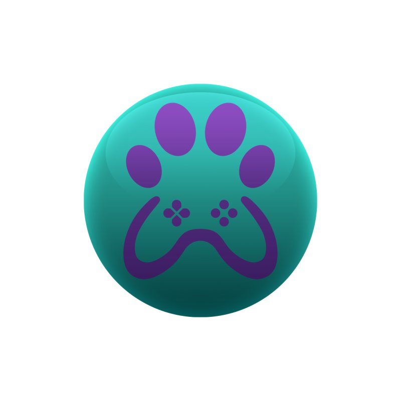 Controller Paw Logo by Respawnd Event's Merch Store
