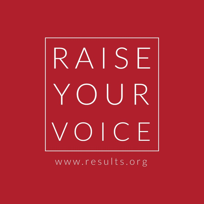 Raise Your Voice by RESULTS' Shop