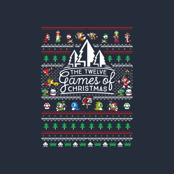 image for 12 Games of Christmas
