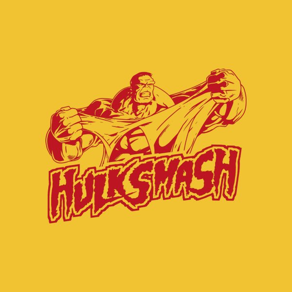 Design for Hulk Smash - Hulkamaniac
