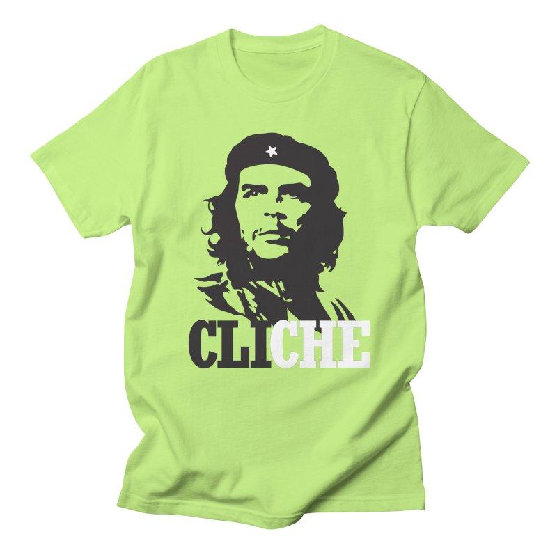 Cliche Women's Unisex T-Shirt by retrorocket's Artist Shop
