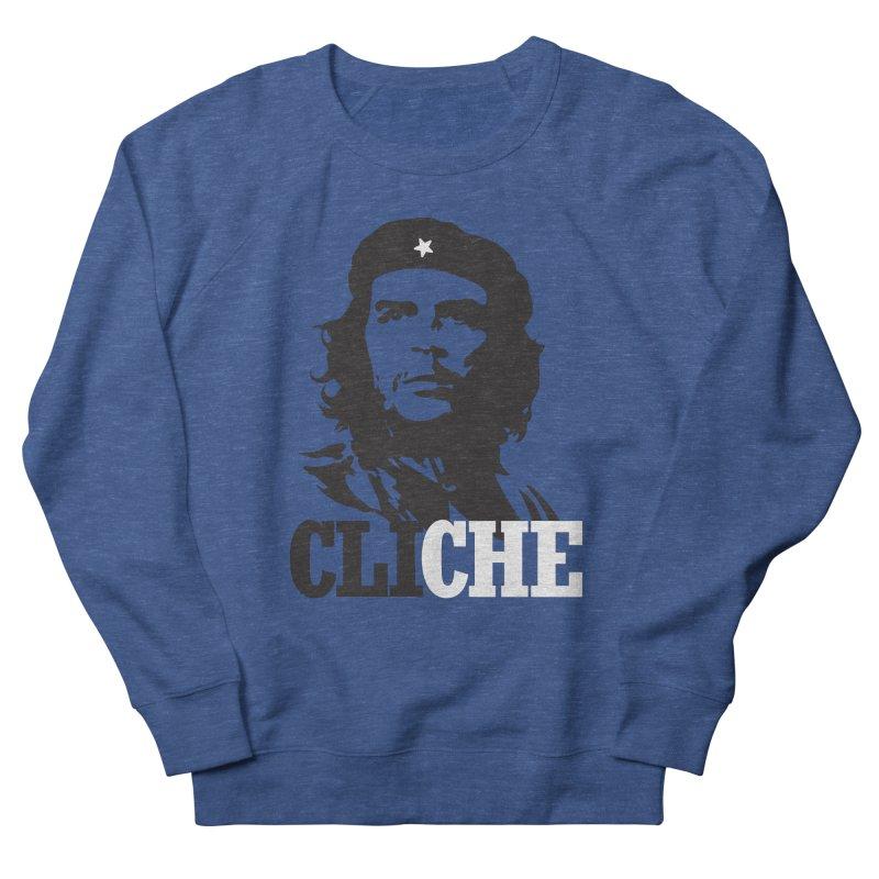 Cliche Women's Sweatshirt by retrorocket's Artist Shop
