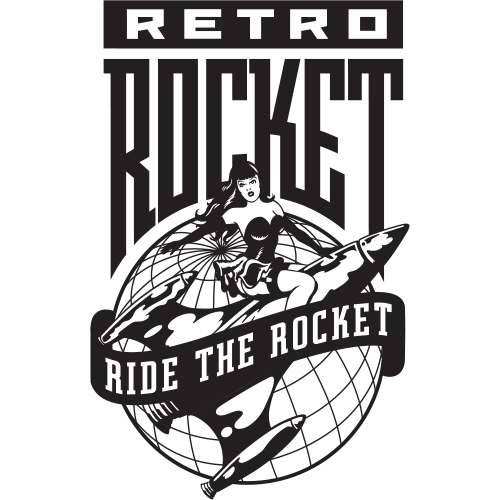retrorocket's Artist Shop Logo