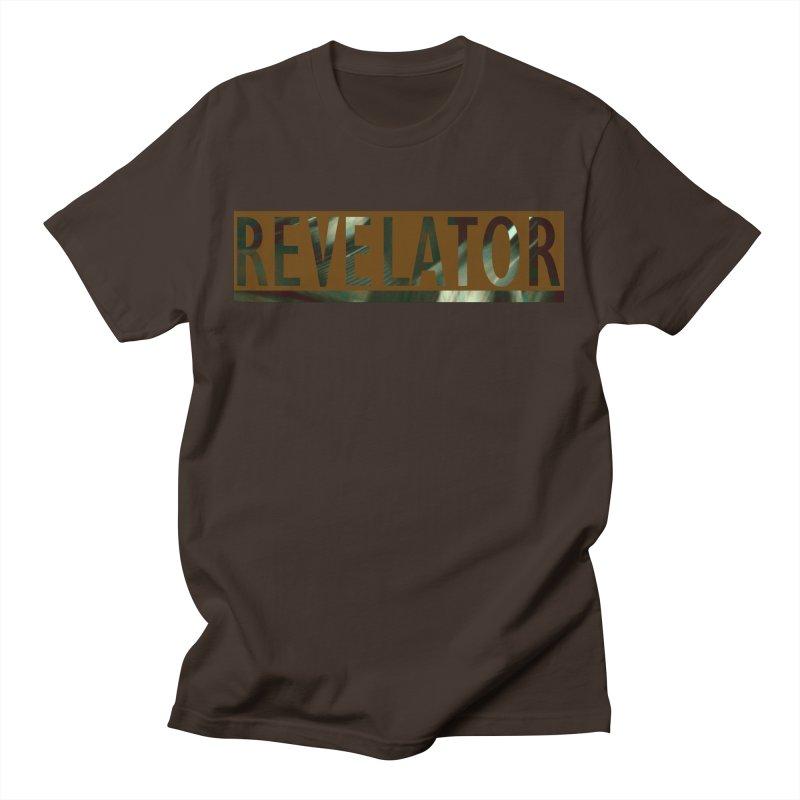 Revelator Scene Men's T-Shirt by Revelator Merch Shop