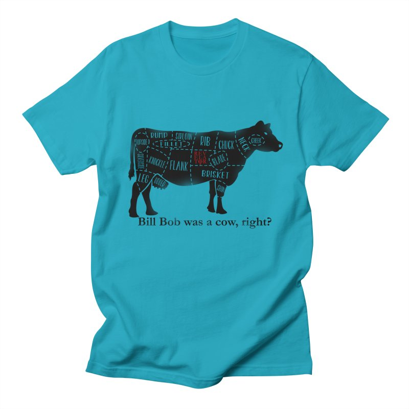 Balance Tee Men's Regular T-Shirt by Revelator Merch Shop