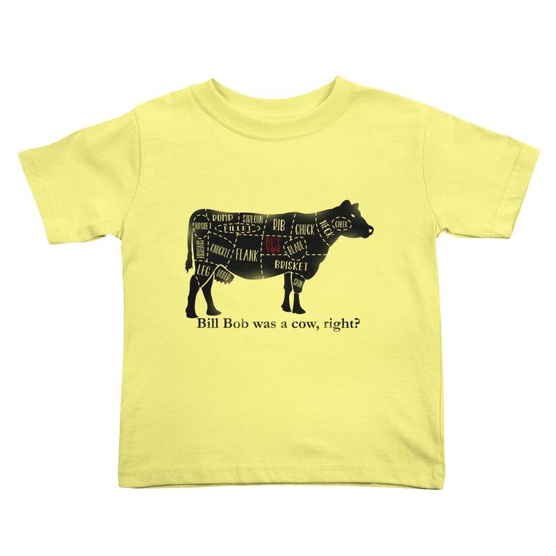 Balance Tee Kids Toddler T-Shirt by Revelator Merch Shop