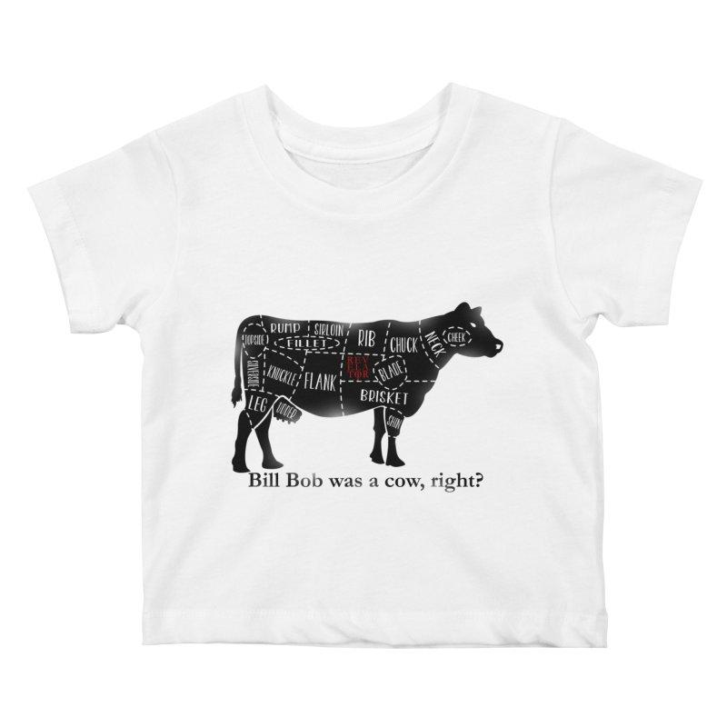 Balance Tee Kids Baby T-Shirt by Revelator Merch Shop