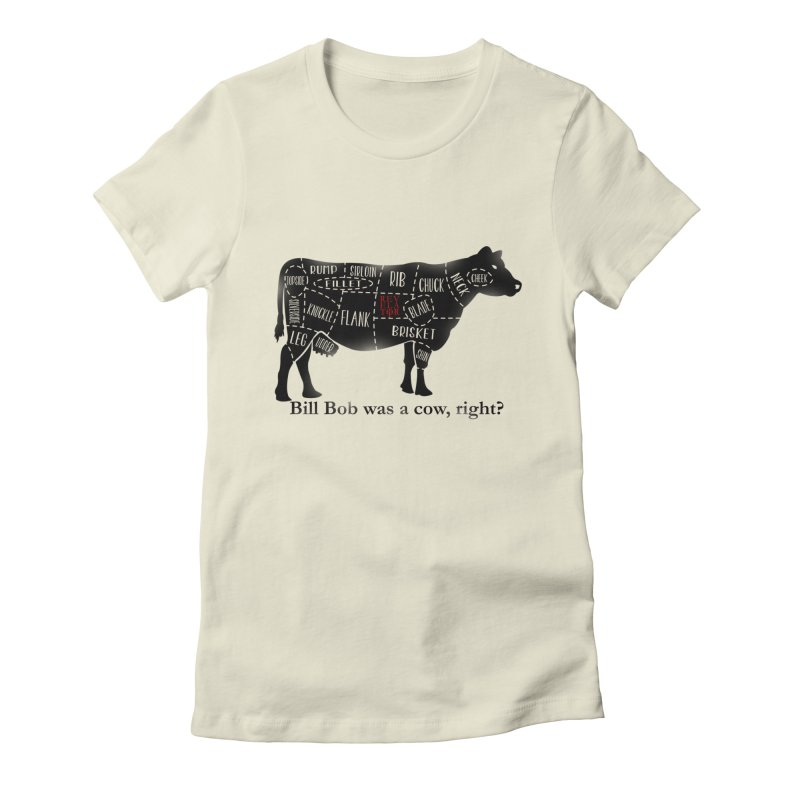 Balance Tee Women's Fitted T-Shirt by Revelator Merch Shop