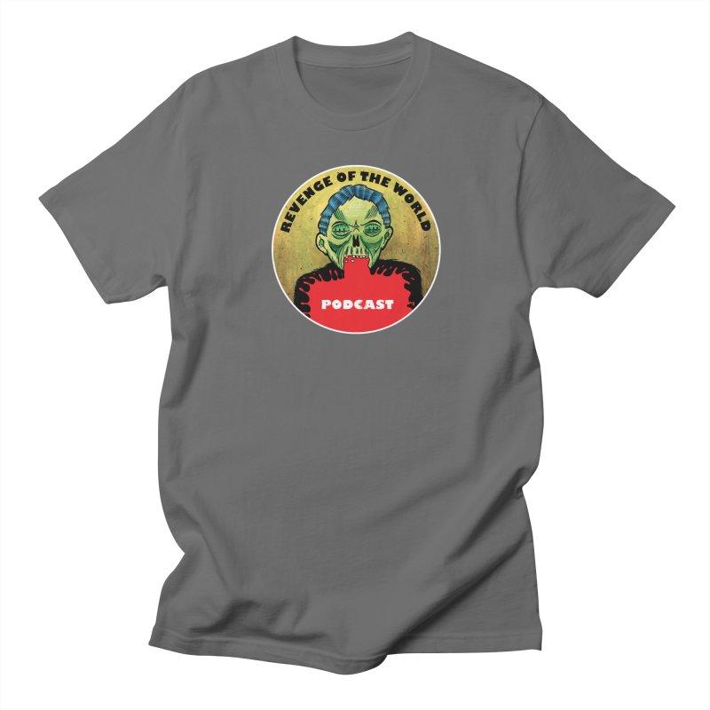 ROTW Podcast Men's T-Shirt by Gabriel Dieter's Artist Shop