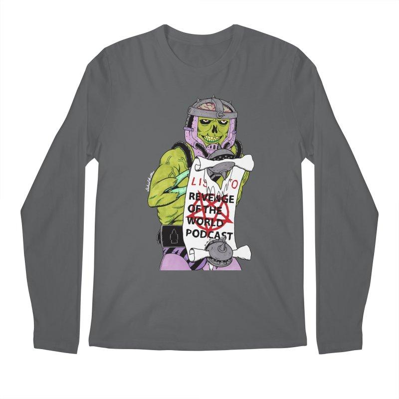ROTW Summons Men's Regular Longsleeve T-Shirt by Gabriel Dieter's Artist Shop