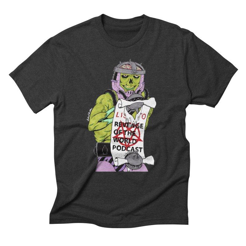 ROTW Summons Men's Triblend T-Shirt by Gabriel Dieter's Artist Shop