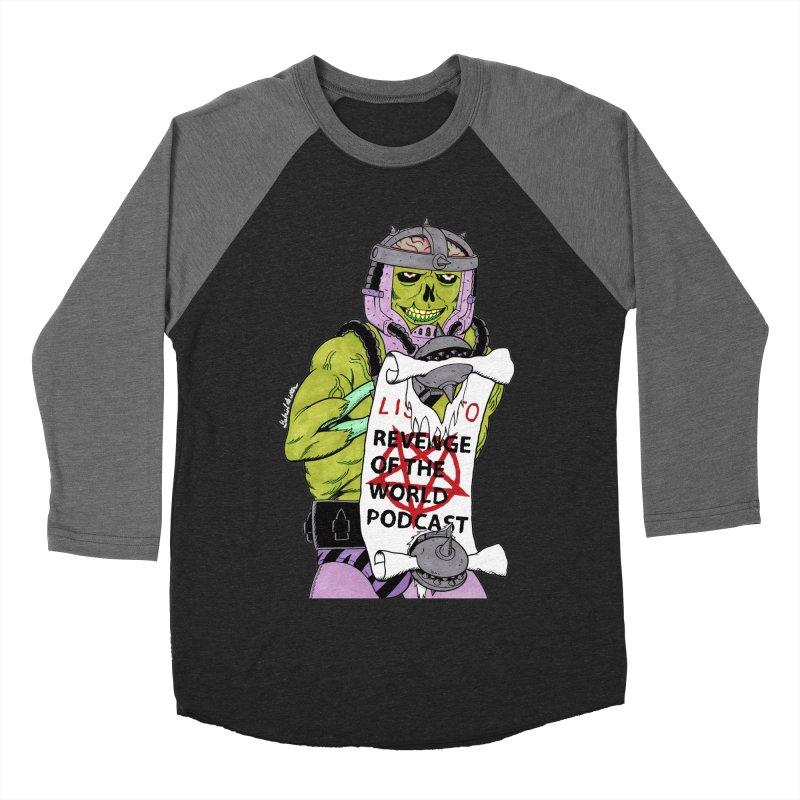 ROTW Summons Women's Baseball Triblend Longsleeve T-Shirt by Gabriel Dieter's Artist Shop