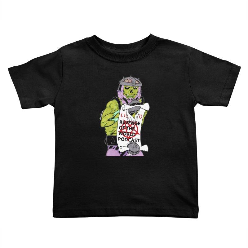 ROTW Summons Kids Toddler T-Shirt by Gabriel Dieter's Artist Shop
